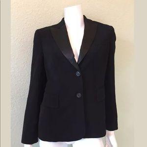 Vintage Esprit satin collared blazer